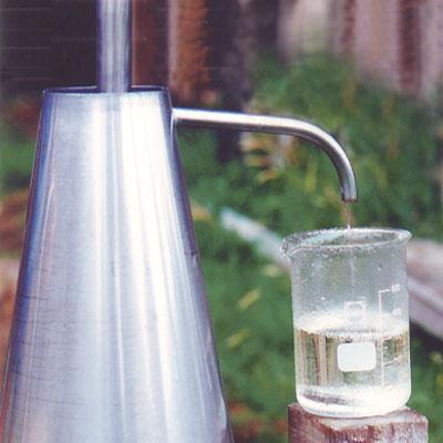 Distill Beaker