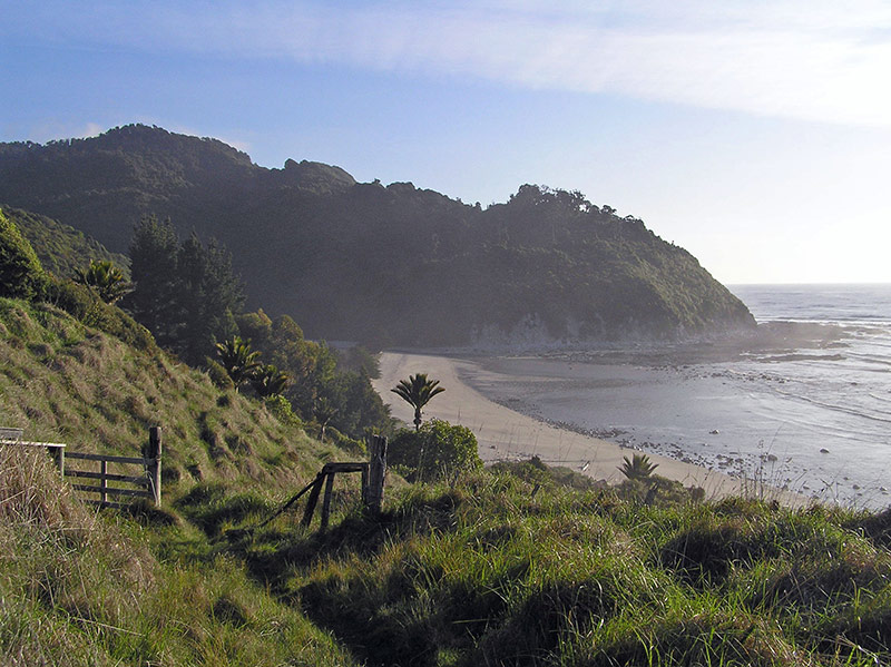One of Karamea's Remote Beaches