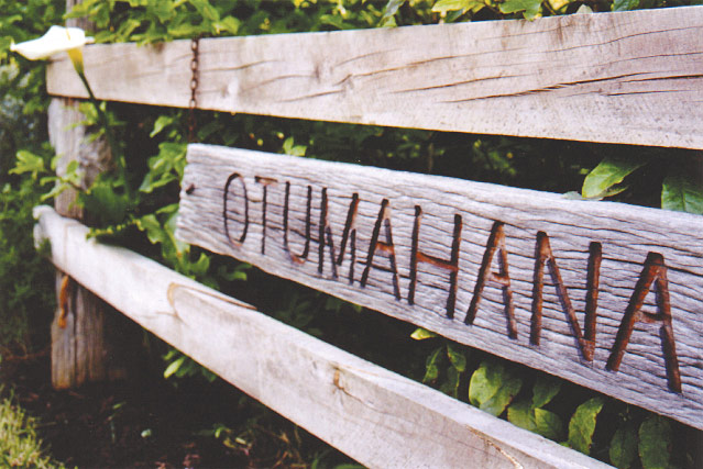 Otumahana Sign