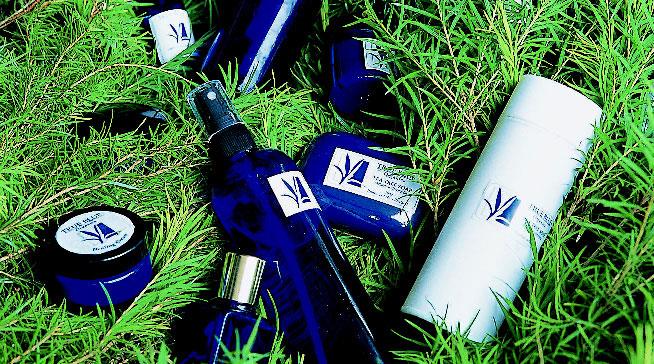 Oil Essentials True Blue Organics