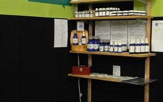 True Blue Organics Display at Fieldays 2012