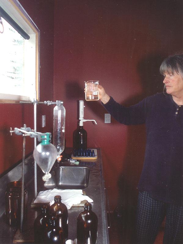 Margaret Measuring Tea Tree Oil