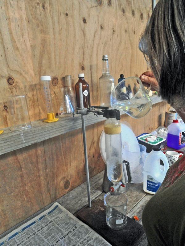 Measuring Tea Tree Oil
