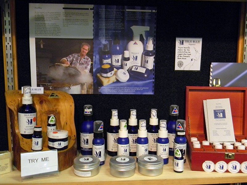 Organic Expo Display