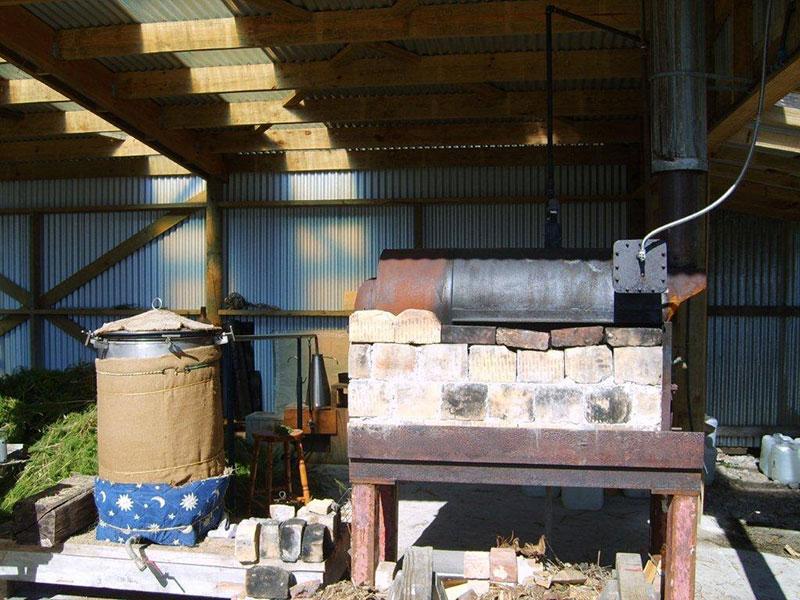 Low Pressure Boiler