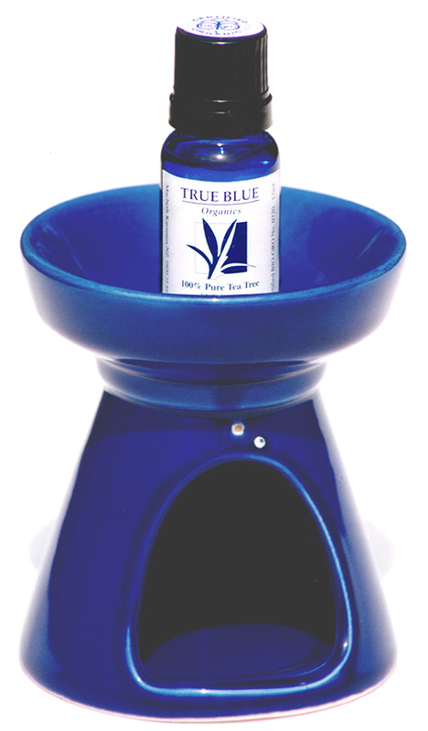 Tea Tree Oil in Essential Oil Diffuser